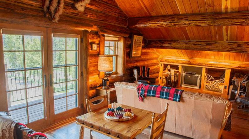 loft, Grey Wolf Ranch