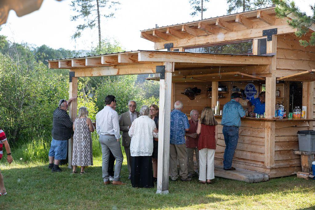 wedding, Grey Wolf Ranch